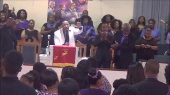Pastor Terrance Bulger