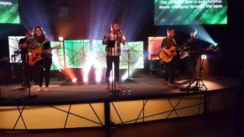 The Lord Our God- Kristian Stanfill, The Venue, 1/24/16