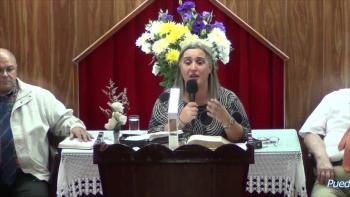 Iglesia Evangélica Pentecostal. El Poder del Espiritu Santo para vencer. 05-04-2016