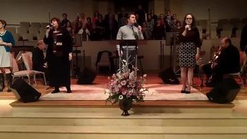 Doxology- Aloma Church, 1/17/16