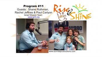 Rise & Shine, Program #11