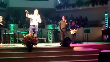 Hallelujah! What a Savior #1- Aloma Church, 10/18/15