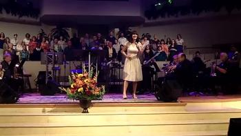 Mercy Seat- Vicki Yohe, Aloma Church, 9/20/15