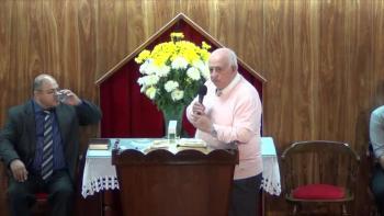Iglesia Evangélica Pentecostal. Buscando en todo agradar a Dios. 17-04-2016