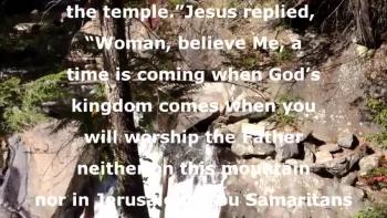 The Samaritan Woman (Placed to Music & Video)