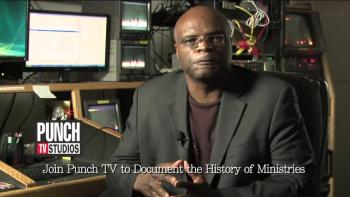 Punch TV Studios want document the History of churches