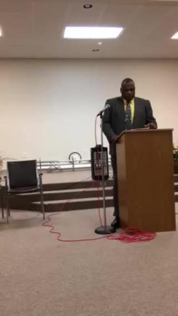 Min 670 Week 7 Jeremiah's first sermon