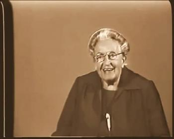 (Sermon Clip) Becoming More Intimately Aquatinted with Jesus Christ by Corrie Ten Boom