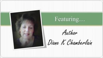 Author's Corner | Time Alone with God | by Diane K Chamberlain
