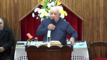 Iglesia Evangélica Pentecostal. Necesitamos la paz de Dios en todo momento. 08-05-2016