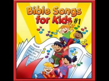 Bible Songs for Kids #1 CD Preview