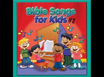 Bible Songs for Kids #2 CD Preview