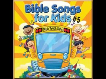 Bible Songs for Kids #5 CD Preview