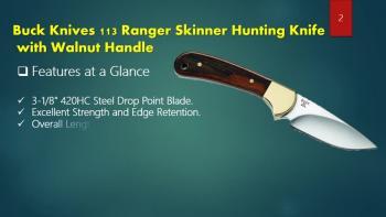 Best Skinning Knife for the money