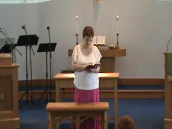 Sermon 5/29/16