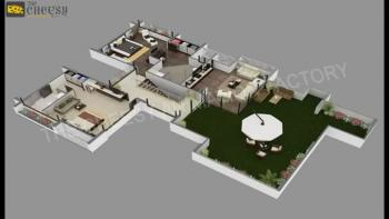 Industrial 3D Architectural Rendering