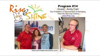 Rise  Shine, Program #14