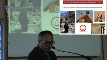 Entre la mort et la survie les chrétiens au Moyen-Orient sont-ils voués à l'extinction? Conf. P. YARAMIS