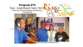 Rise & Shine, Program #15