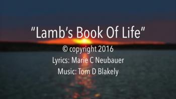 Lamb's Book Of Life