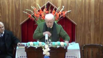 Iglesia Evangélica Pentecostal. Buscando el Bautismo del Espiritu Santo. 25-05-2016