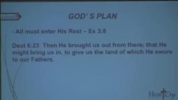 God's Purpose and Plan by Francois Carr
