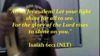 Arise Jerusalem