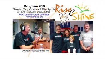 Rise & Shine, Program #16