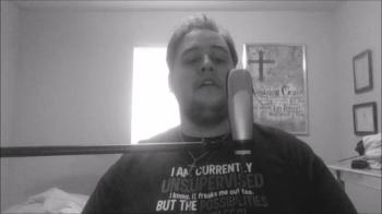 Word of God Speak-(MercyMe) Cody Farlow Cover