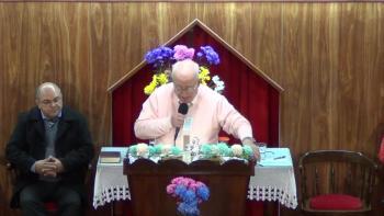 Iglesia Evangélica Pentecostal. Jesus viene a buscar una Iglesia sin manchas y sin arrugas. 29-05-2016