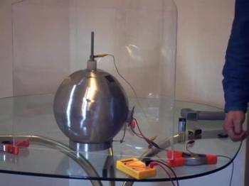 Ultrasonic water heater Sphere