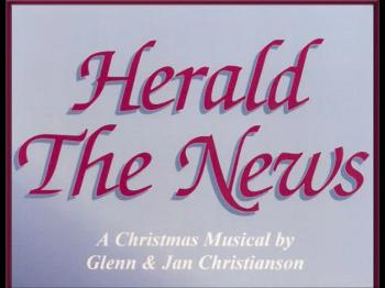 Herald The News Christmas Cantata Preview