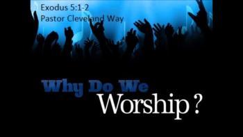 Exodus 5:1-2