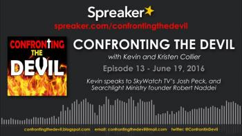 CONFRONTING THE DEVIL Ep.13