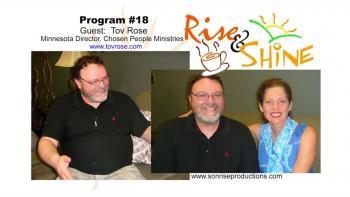 Rise & Shine, Program #18