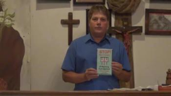 Bishop Wisor Intoduces His Book  'STOP! Sex Crimes - A Warning From Behind the Cross'