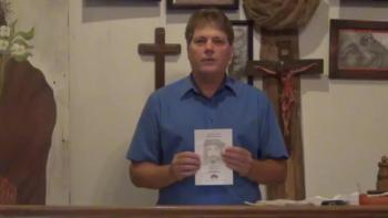Bishop Wisor Introduces His Book 'Battling a Life of Pseudo-Depression'  Study Guide to Philippians 4:13