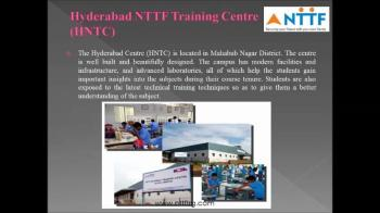 Nettur Technical Training Foundation Campuses