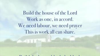 Build The House Of The Lord!