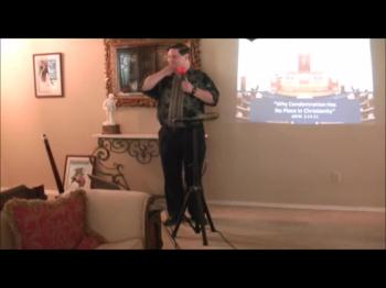 """7-2-16 (Austin Outreach) Message: """"Why Condemnation Has No Place In Christianity"""""""