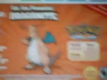 Pokemon Dragonite Event at Toys R Us (November 2008)