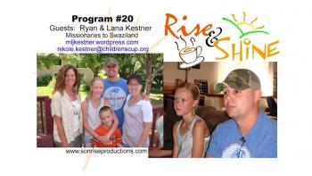 Rise & Shine, Program #20
