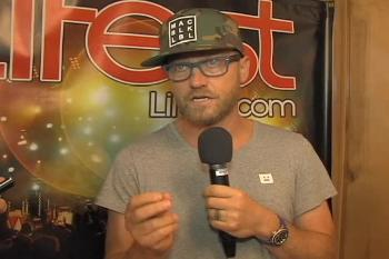 tobyMac shares his favorite Bible verse