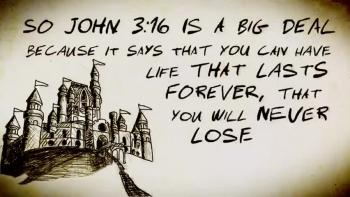 The Meaning of John 3:16
