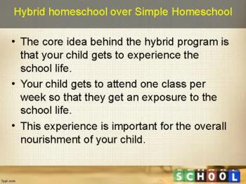 Christian homeschool in OC