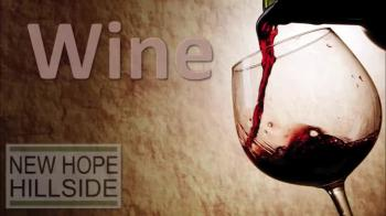 Wine, the good gift of God