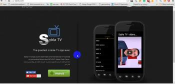 Sybla Tv download for android