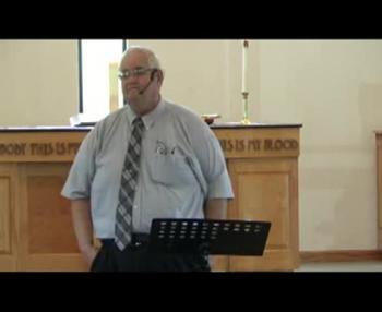 July 24, 2016 Sermon