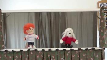 June 26, 2016 Puppet Skit