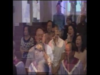 耶和華行了大事; 基督耶穌來作伴; 如鷹展翅上騰 2016年07月17日